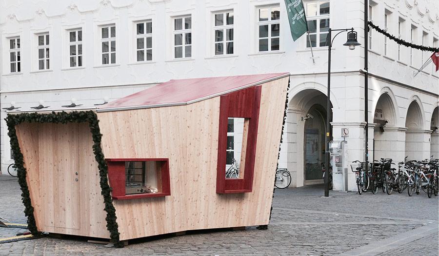 Ampliamento dei mercatini di Natale di Bolzano