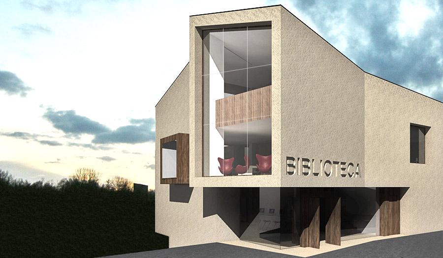 Nuova biblioteca pubblica a Rallo