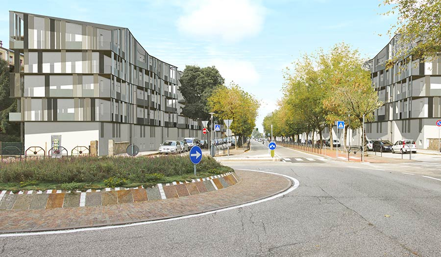 Ristrutturazione edifici ITEA